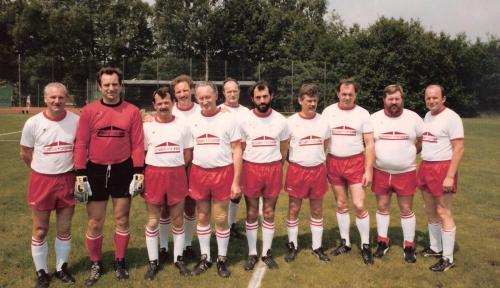 AH-Mannschaft 1987
