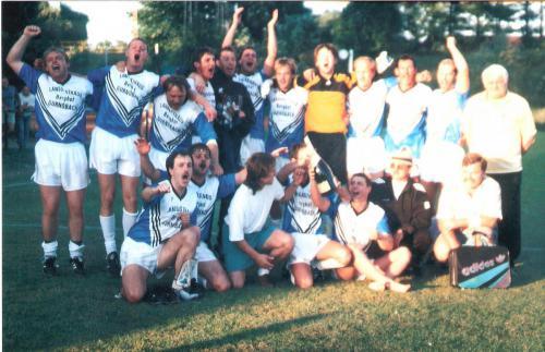 Meister der Saison 1995/1996