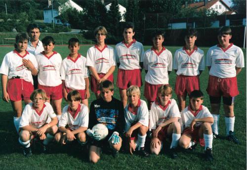 B-Jugend 1997