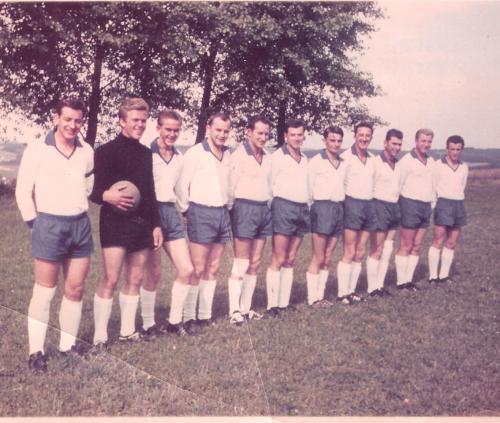 1. Mannschaft 1965 (?)