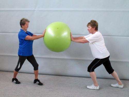 Aerobic Senioren