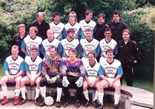 Kader 1. Mannschaft 1997