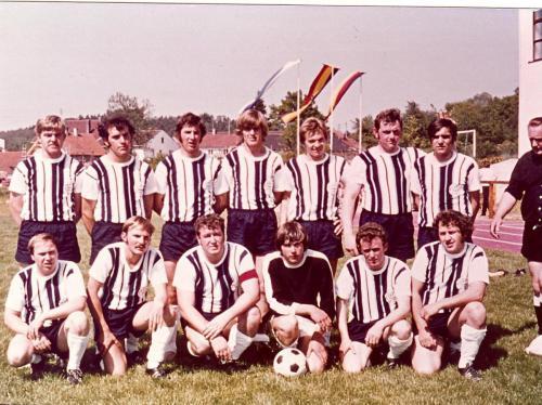 1. Mannschaft 1972