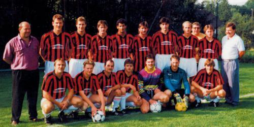 Meisterschaft 1992