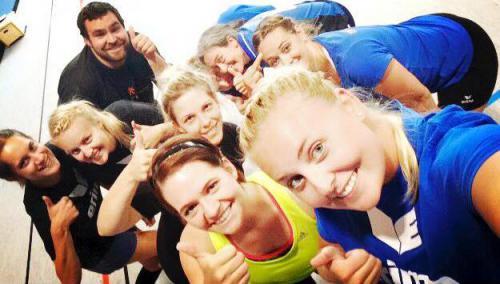 Trainingsauftakt 2015 2